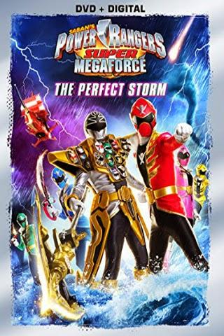 Power Rangers Super Megaforce: The Perfect Storm [2014] [DVD FULL] [NTSC] [Latino]