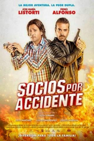 Socios por accidente [2014] [DVD FULL] [NTSC] [Latino]