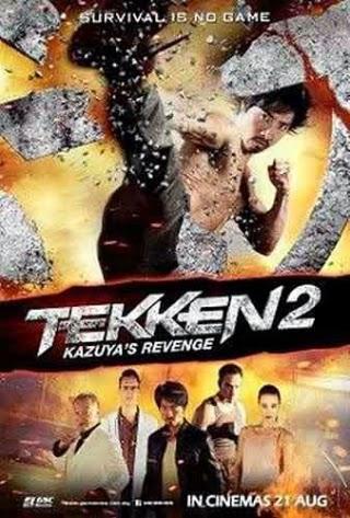 Tekken 2: Kazuya's Revenge [2014] [DVD FULL] [NTSC] [Latino]