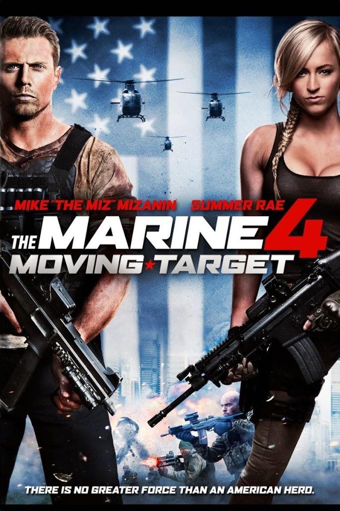 The Marine 4: Moving Target [2015] [DVD FULL] [NTSC] [Latino]