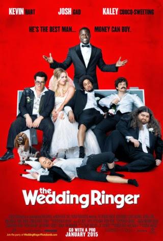 The Wedding Ringer [2015] [DVDR] [NTSC] [Latino]